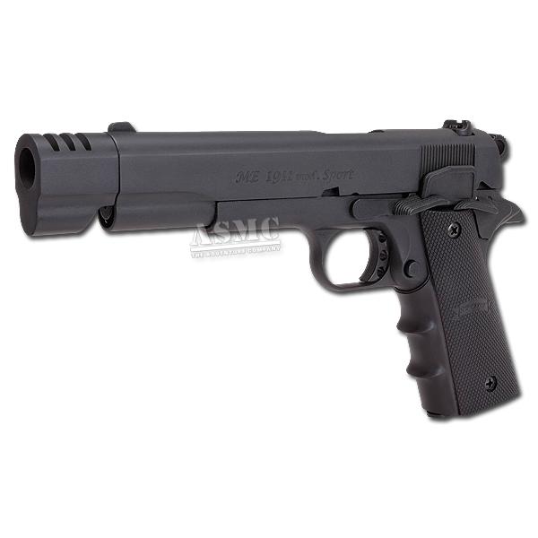 Pistola ME 1911 Sport acciaio bluito