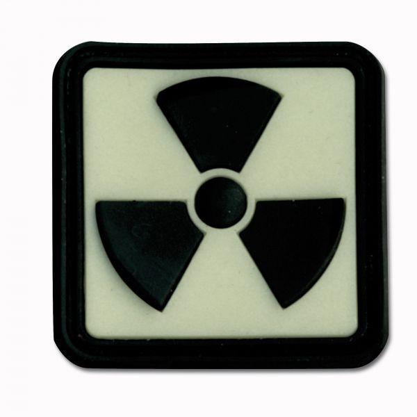 3D-Patch luminescenti radioattivo invertita