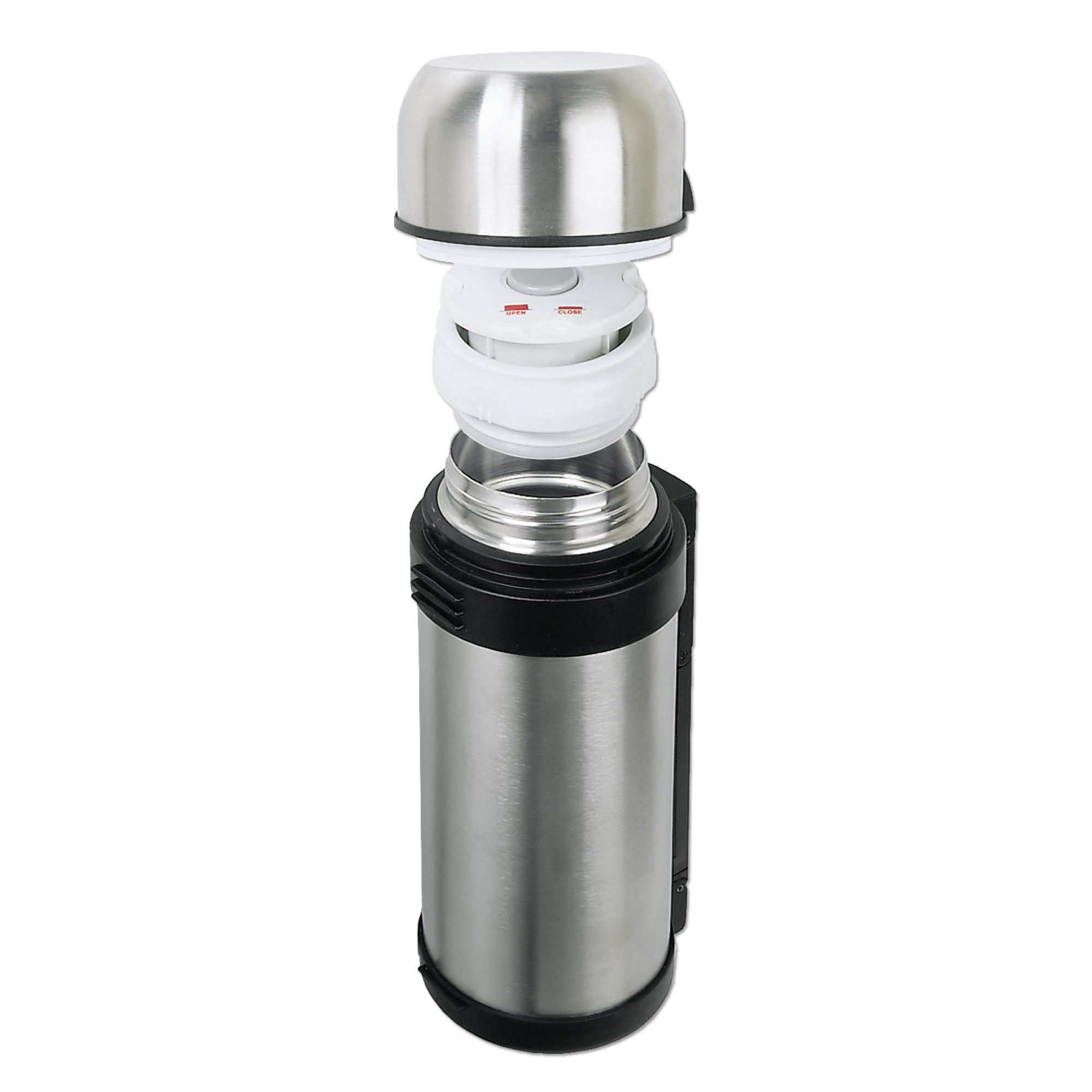 Borraccia termica in acciaio inox da 1 5 litri marca isosteel asmc avventura sicurezza - Normativa abbigliamento cucina ...