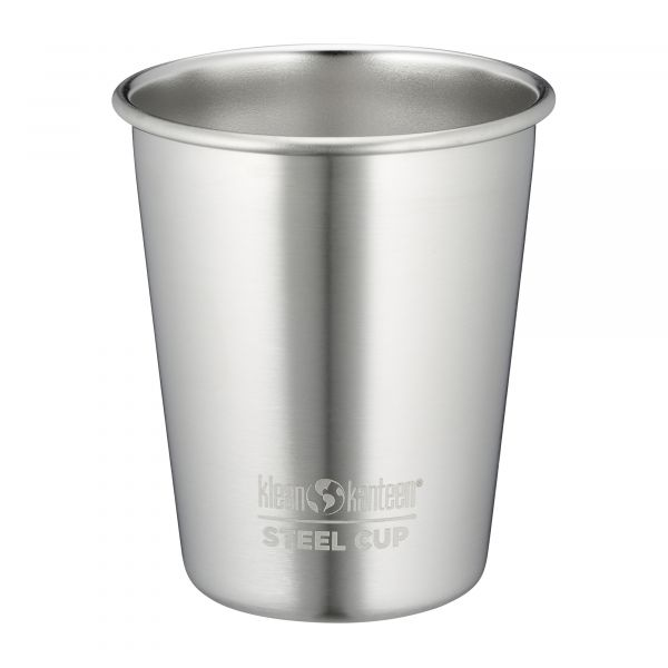 Bicchiere Klean Kanteen Pint Cup acciaio spazzolato 295 ml