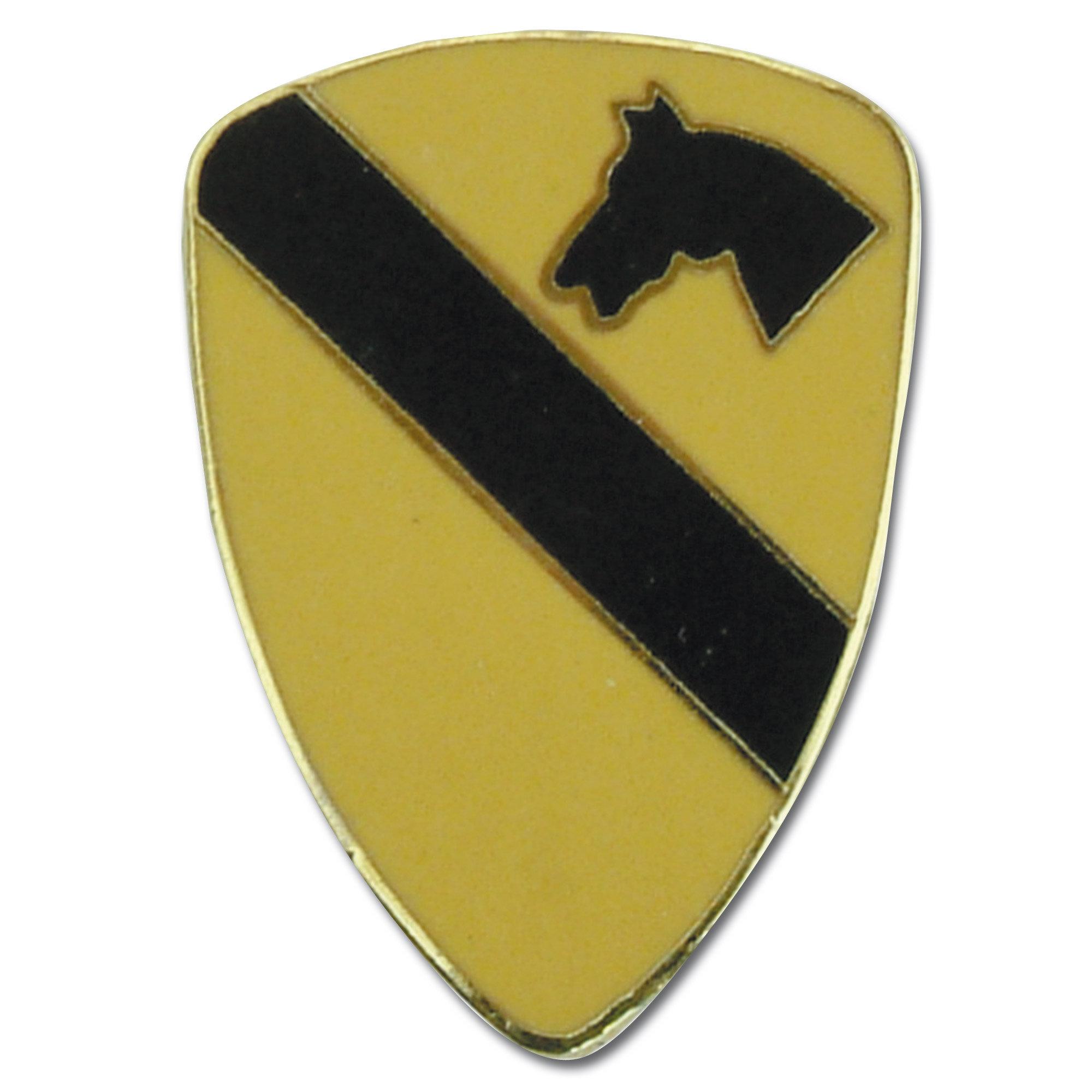 Insignia crest 1st Cavalry Division