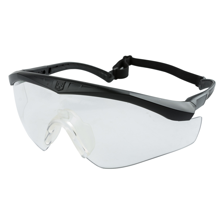 Kit occhiali Revision Max-Wrap Basic Sawfly, lente chiara small