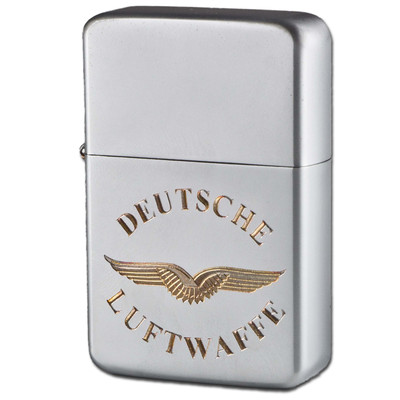 Accendino a gas Z-Plus con incisione Deutsche Luftwaffe