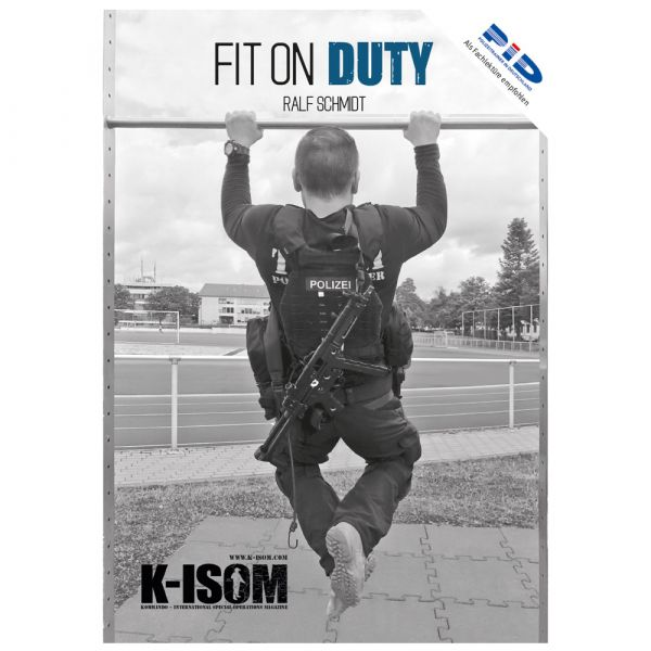 Libro Fit on Duty