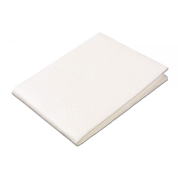 Asciugamano da viaggio, Tatonka, colore bianco