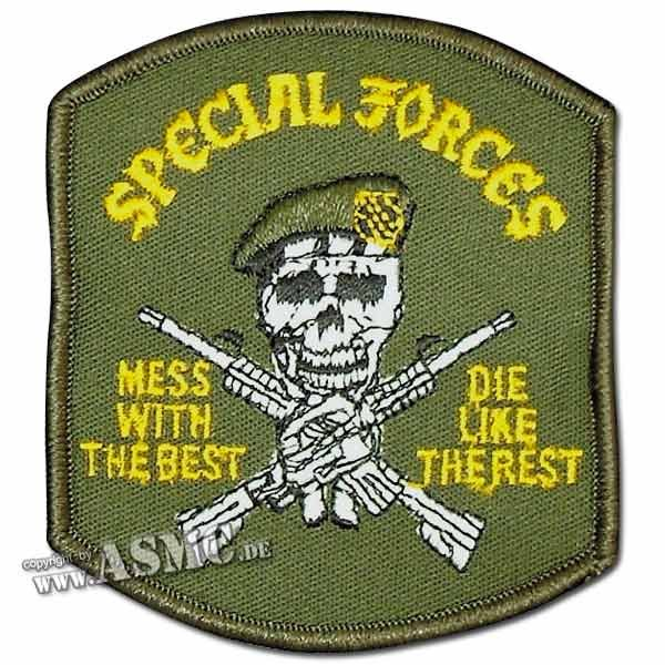 Insignia US embroidered US Special Forces