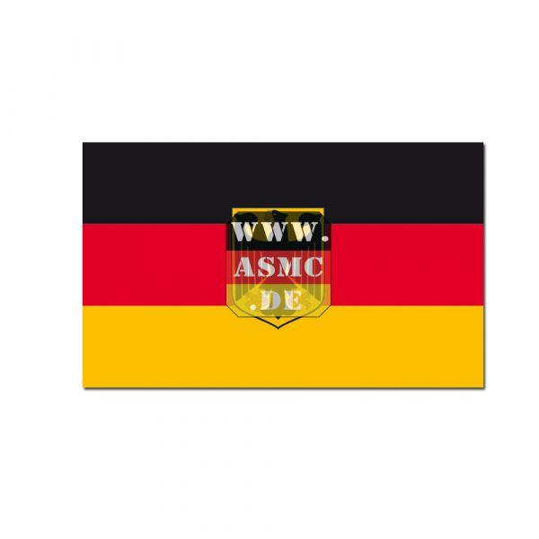 Bandiera Germania con aquila