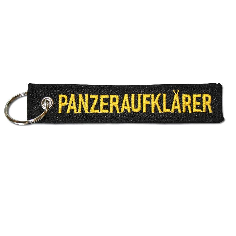 Portachiavi con striscia in tessuto Panzeraufklärer