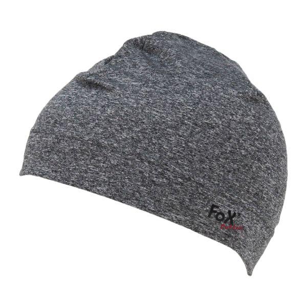 Copricapo sportivo Run, Fox Outdoors, colore grigio