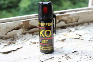 Abwehrspray Pfeffer KO Jet 50 ml