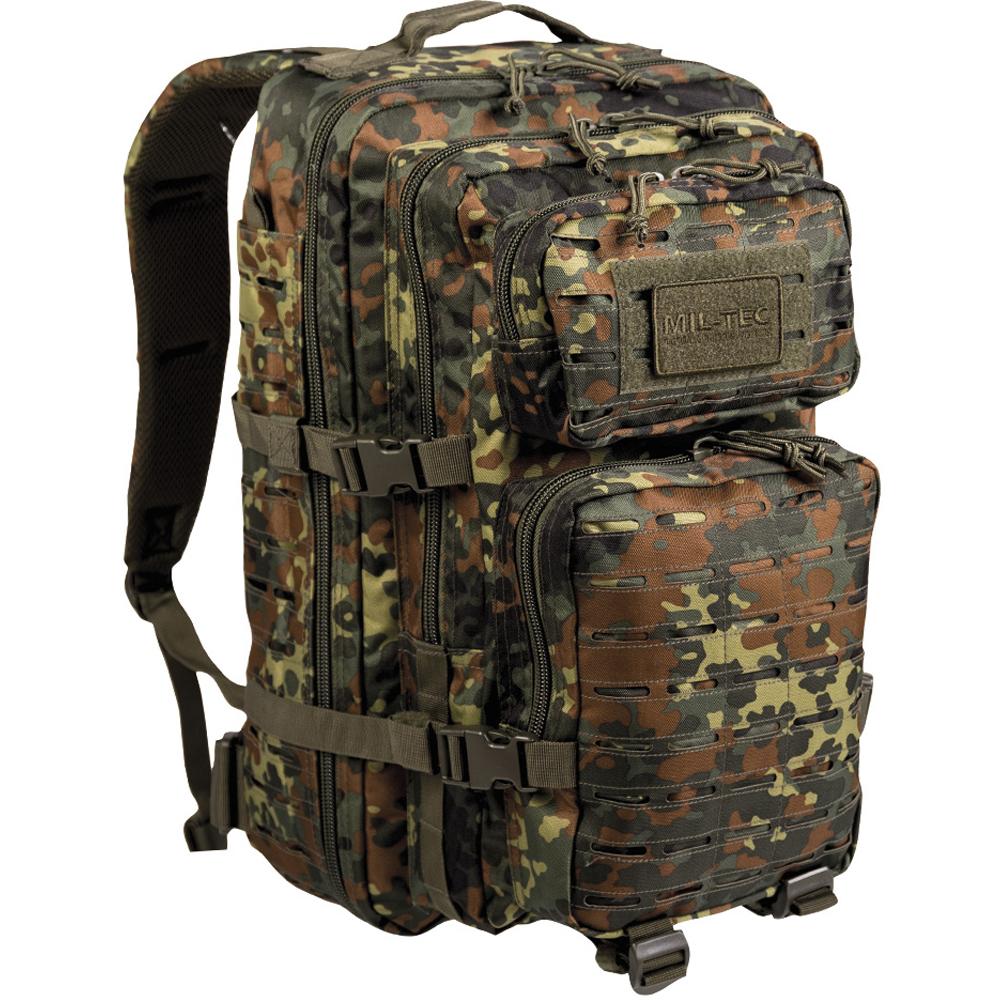 Zaino US Assault Pack LG Laser Cut mimetico