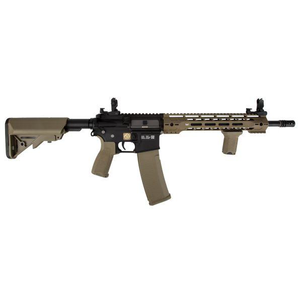 Fucile softair Specna Arms SA-E14 Edge S-AEG metà tan