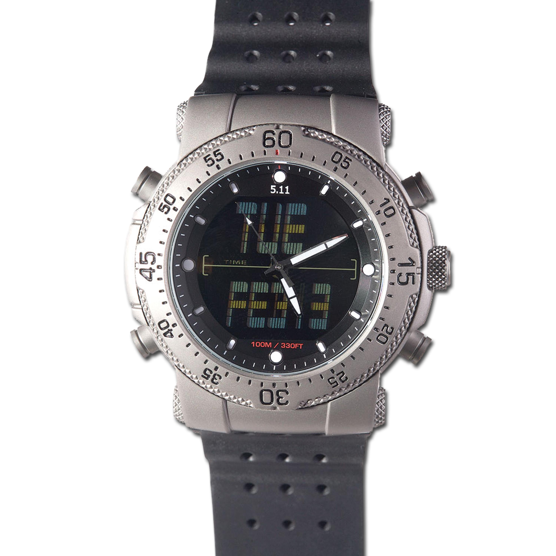 5.11 H.R.T. Titanium orologio