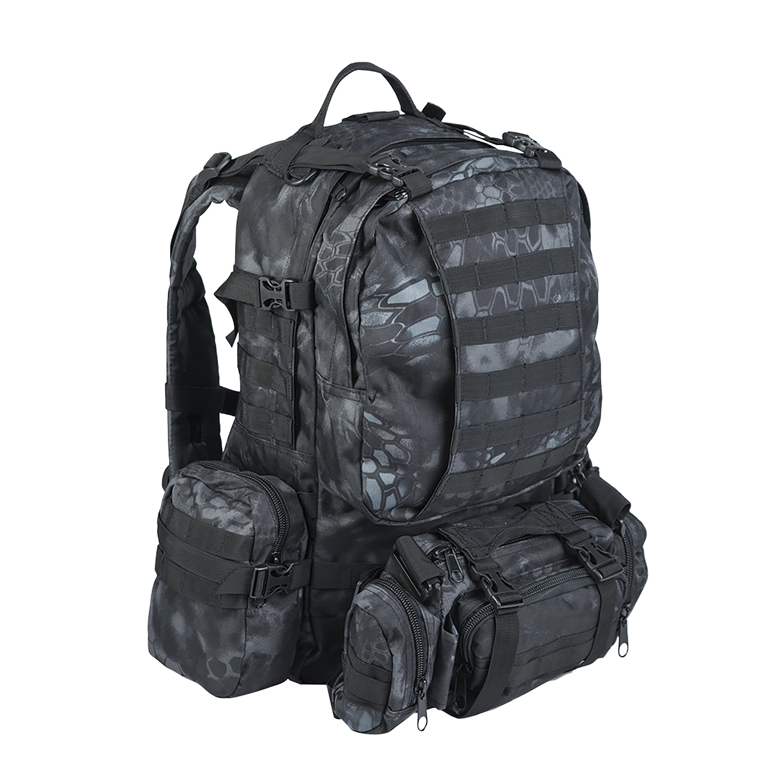 Zaino Defense Pack Assembly mandra nera