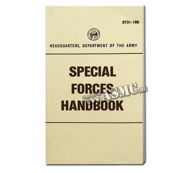 Book Special Forces Handbook