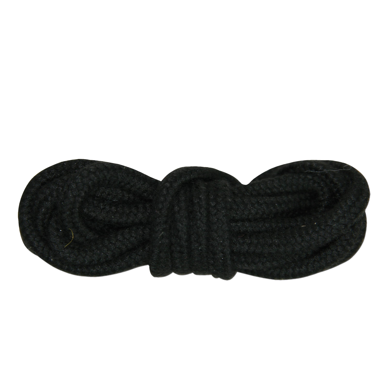 Lacci marca Haix lunghi 130 cm colore nero