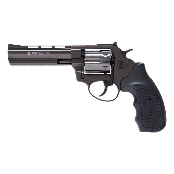 Ekol Viper Revolver 4,5 pollici nera
