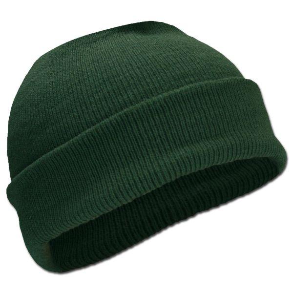 Cappello di lana Kommando verde oliva