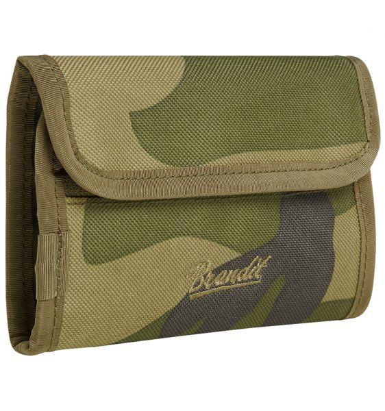 Portafogli Wallet Two marca Brandit woodland