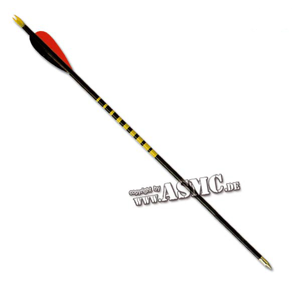 "Arrow wood 26"" black"