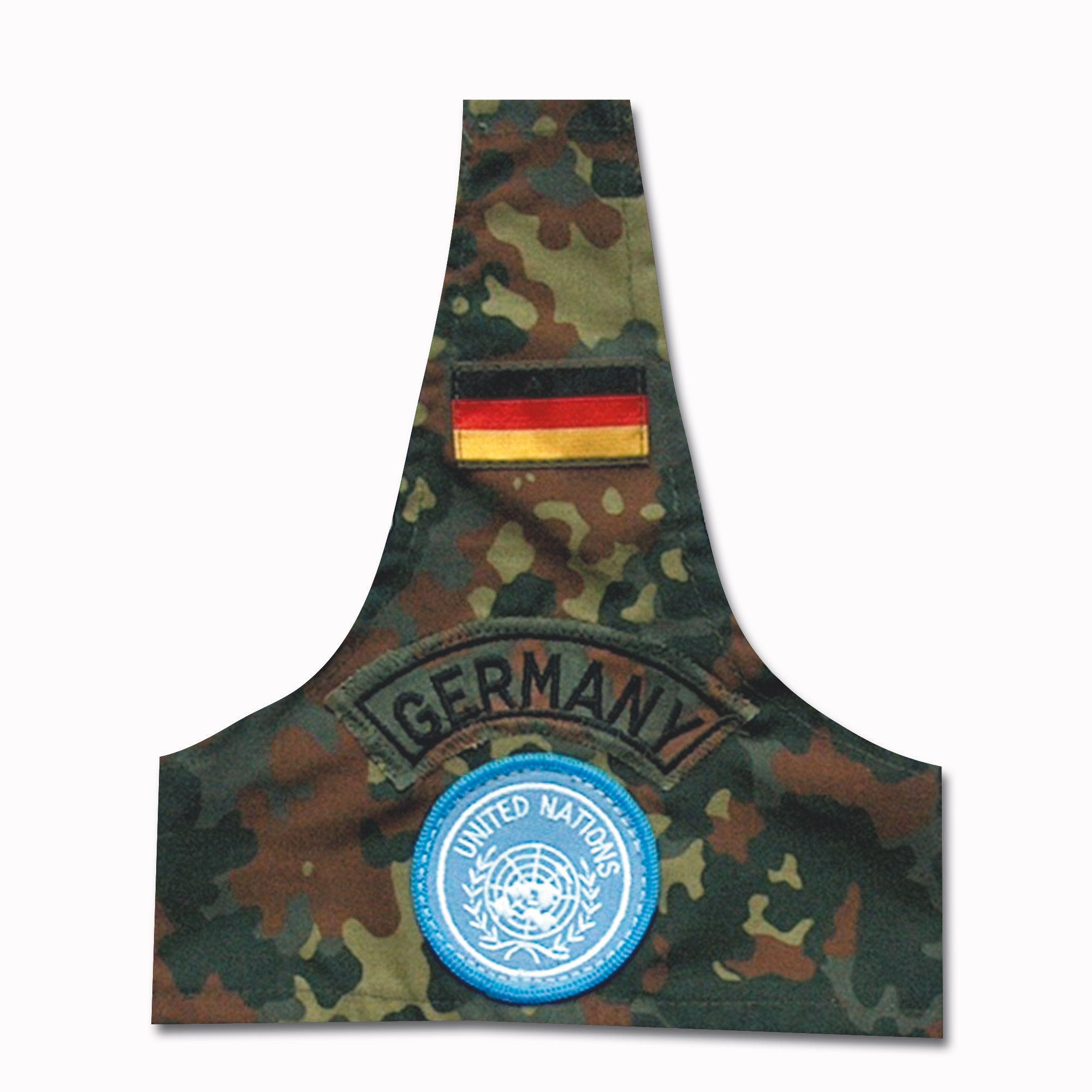 Fascia da braccio ONU mimetica