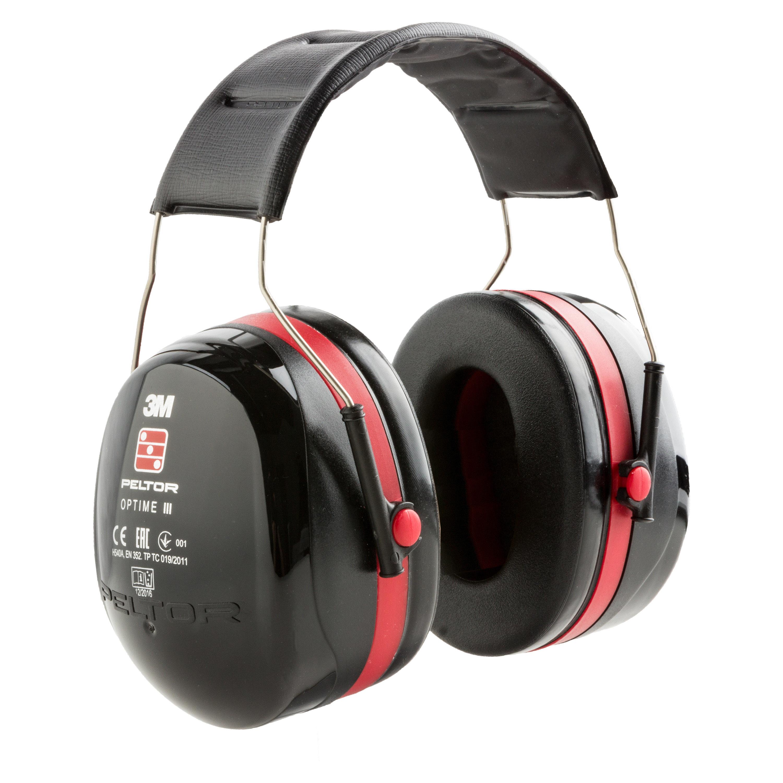 Cuffie di protezione acustica Optime III, Peltor