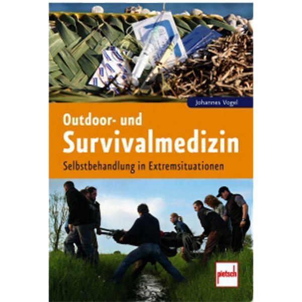Libro Outdoor- und Survivalmedizin - Selbstbehandlung
