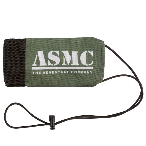 Fascia copri volata per fucile Softair ASMC verde