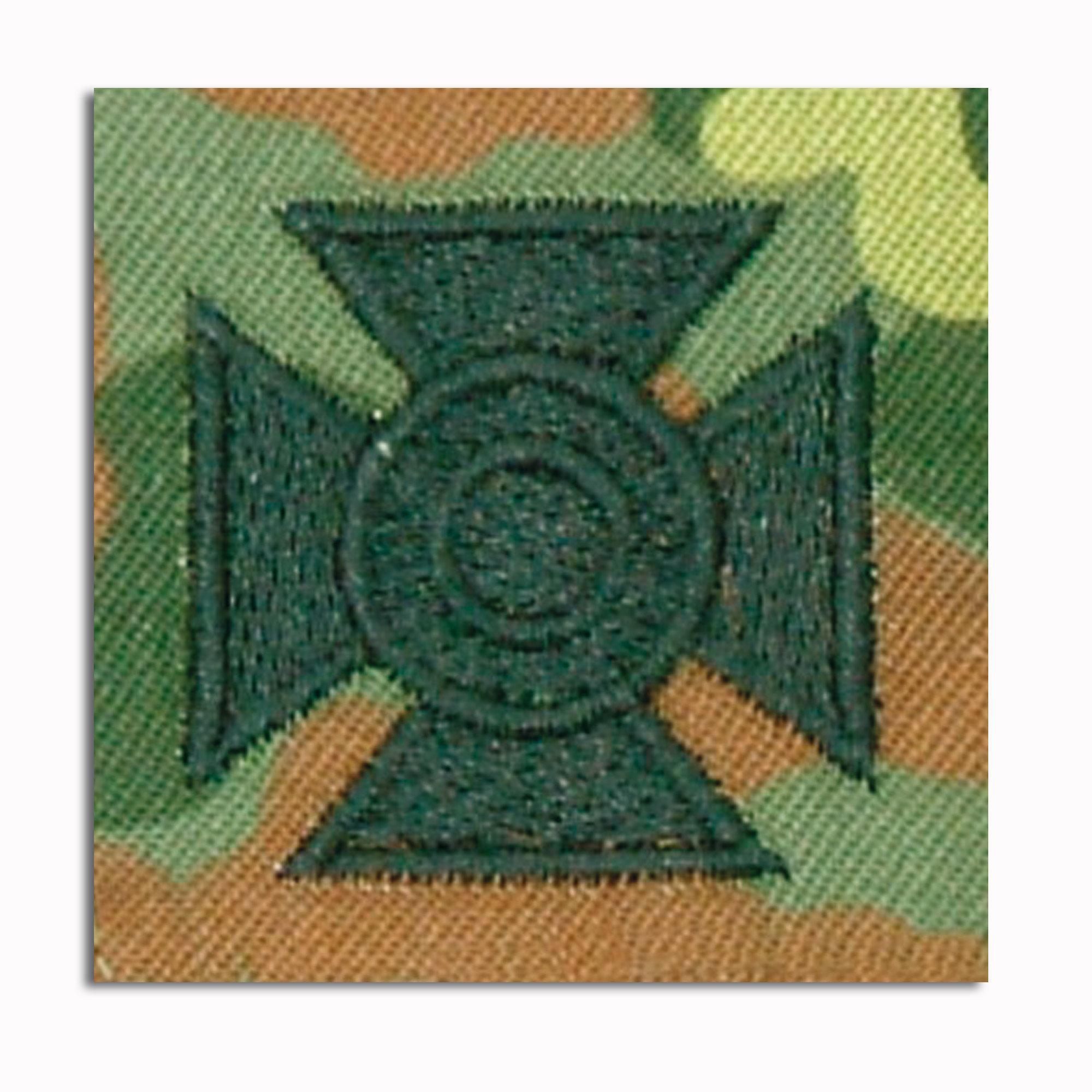 Patch in tessuto US tiratore scelto mimetico
