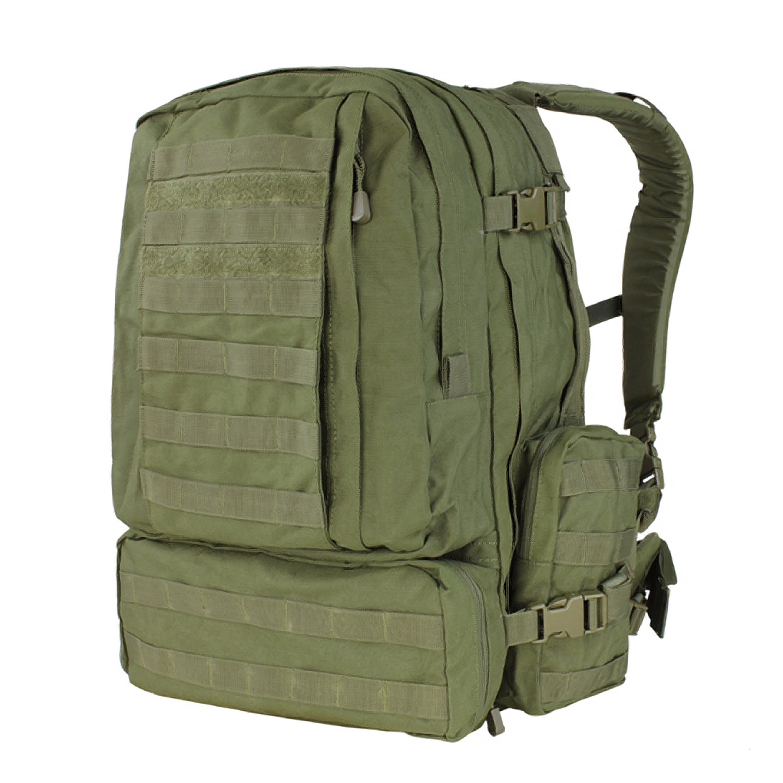 Zaino Condor 3-Day Assault Pack oliva