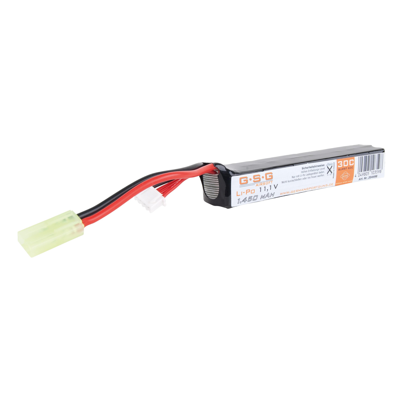 GSG Li-Po batteria 11.1V 1450 mAh Stick Type