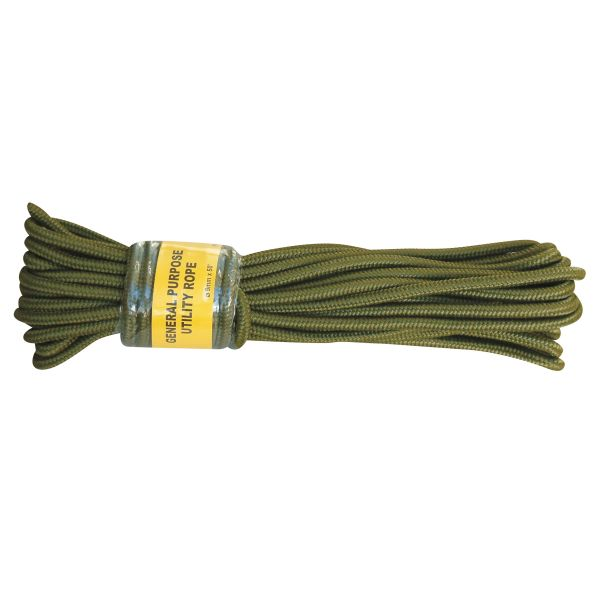 Corda Commando verde oliva 9 mm