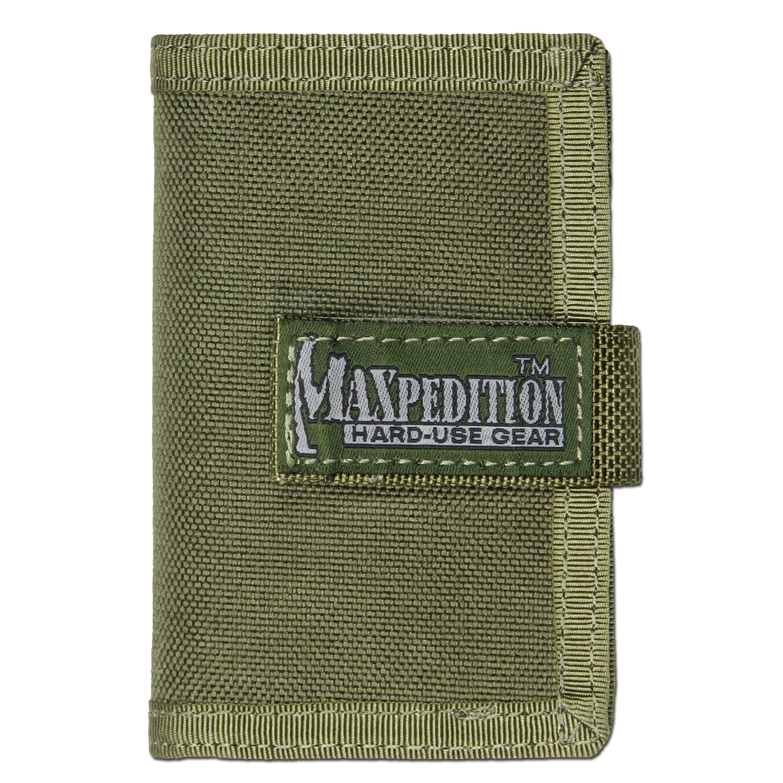Custodia multifunzione Urban Wallet Maxpedition verde oliva