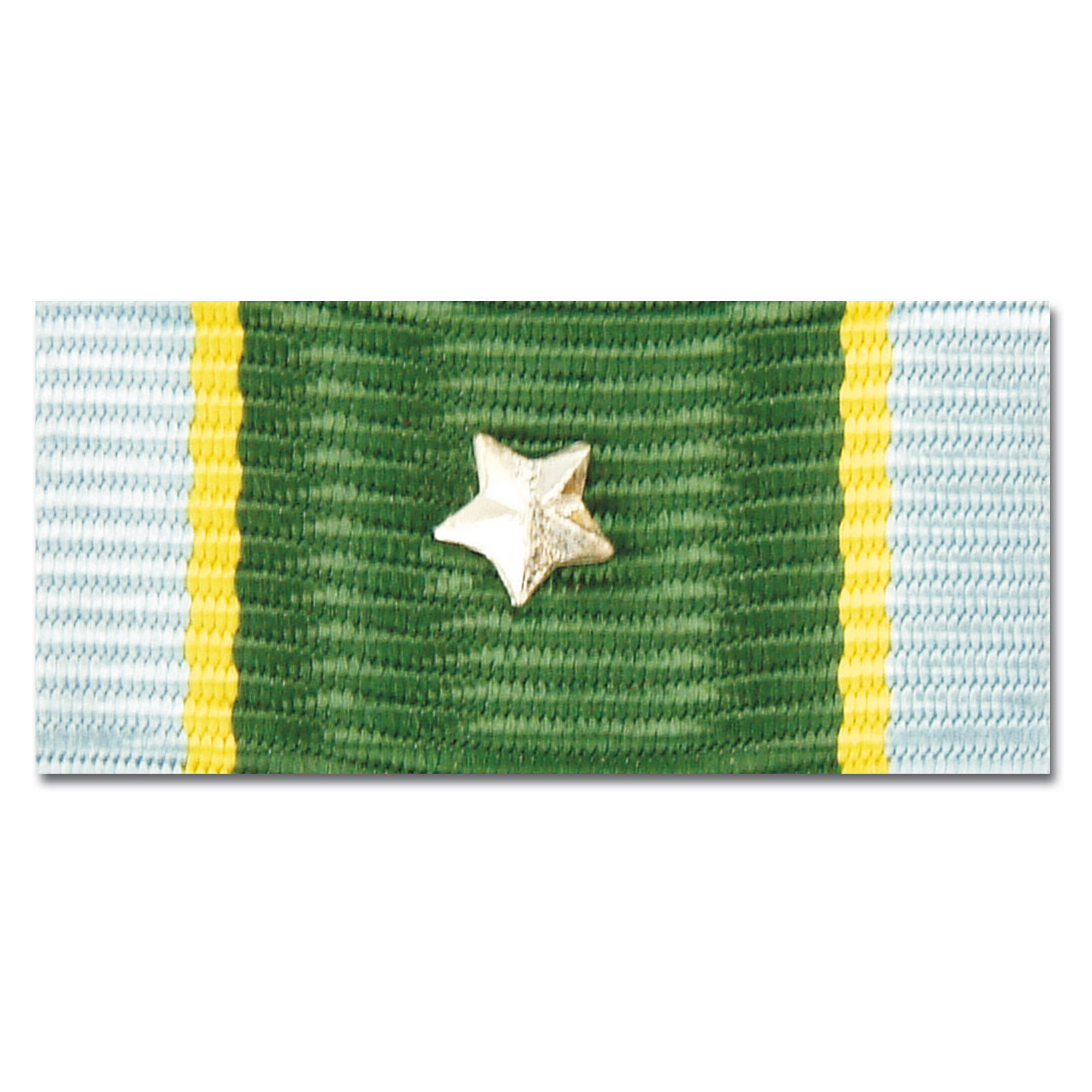 Nastrino premio tiro degli Stati Uniti argento