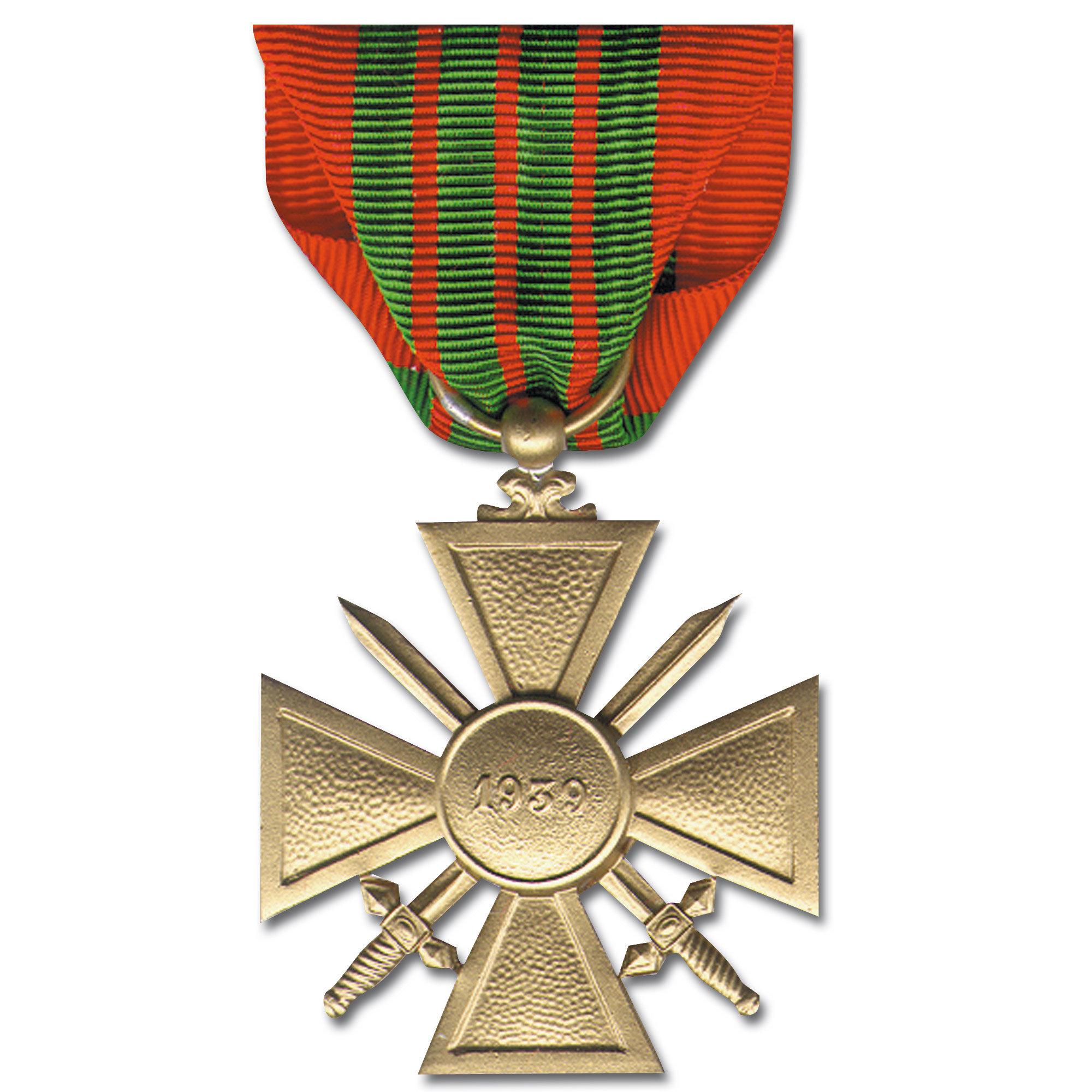 Croce al merito di guerra 1939-1945