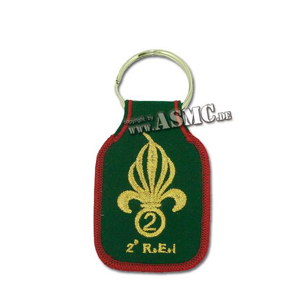 Key ring Foreign Legion 2e REI