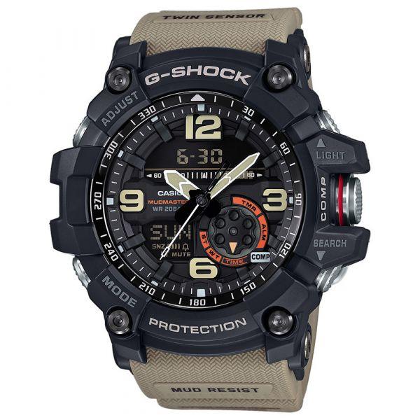 Orologio G-Shock GG-1000-1A5ER Casio nero tan