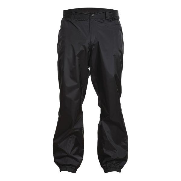 Pantaloni da pioggia, Super Lett, marca Bergans, colore nero