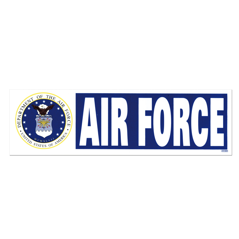 Bumper Sticker Air Force