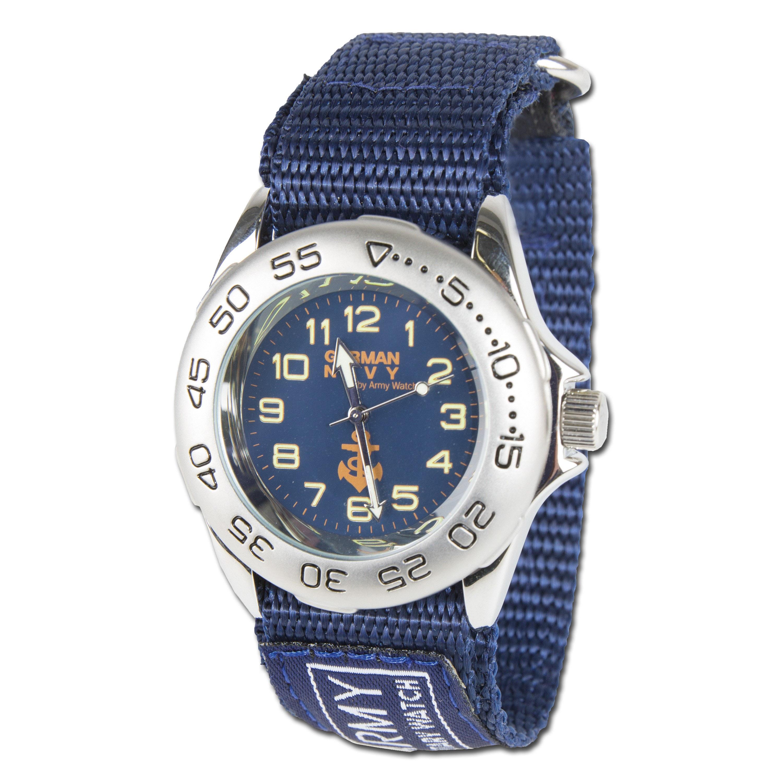 Orologio militare, Army Watch, blu