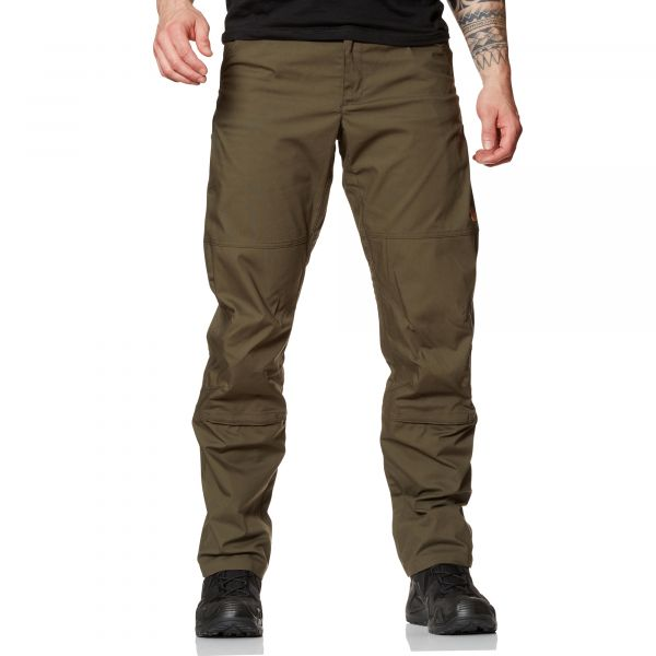 Pantaloni Woodsman marca Helikon-Tex taiga green