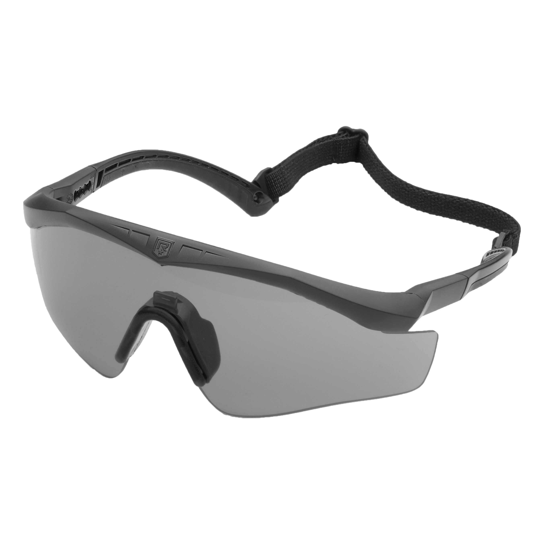 Kit occhiali Revision Max-Wrap Basic Sawfly, lente fotocromatica