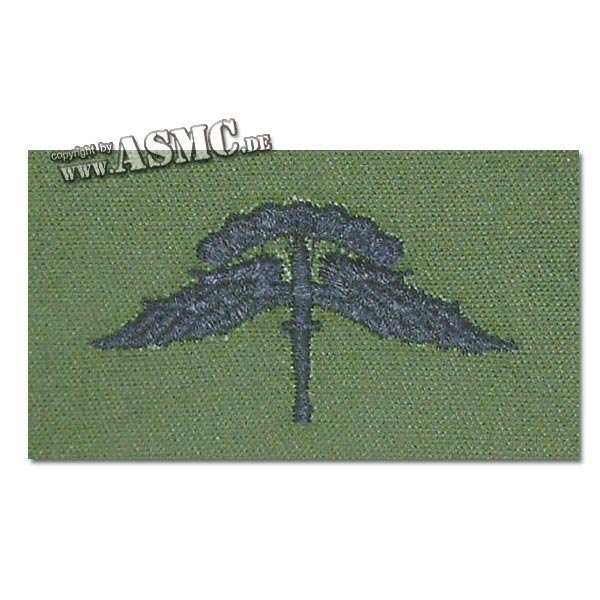 Insignia US Freefall Halo embroidered