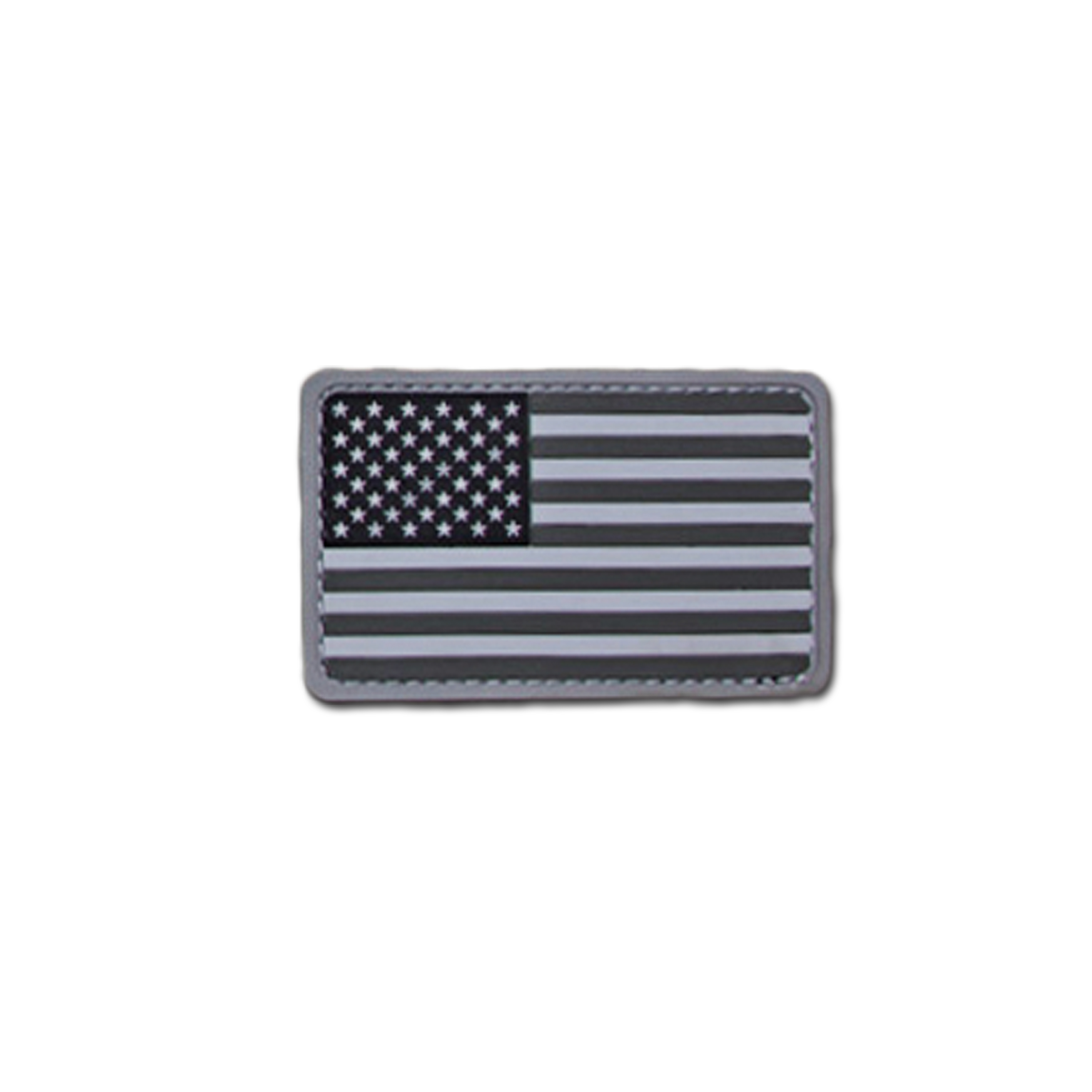 MilSpecMonkey Patch US Flag PVC swat