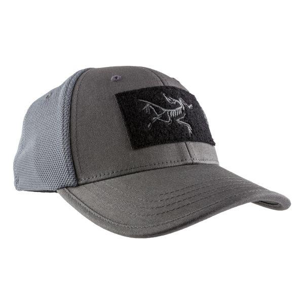 Berretto con visiera B.A.C. marca Arc'teryx grigio