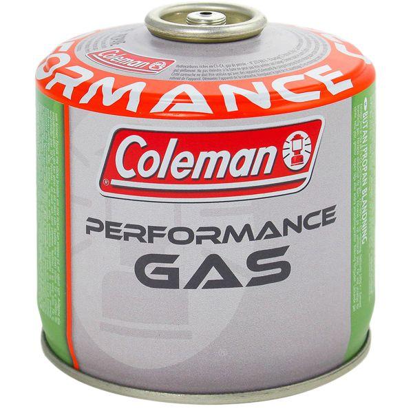Cartuccia gas con valvola filettata, C300, Coleman
