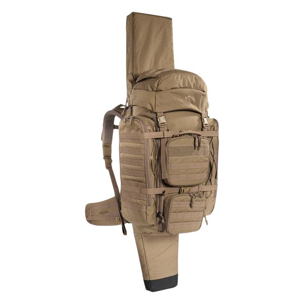 Zaino Modular Sniper con tasca porta fucile TT 45 L coyote brown