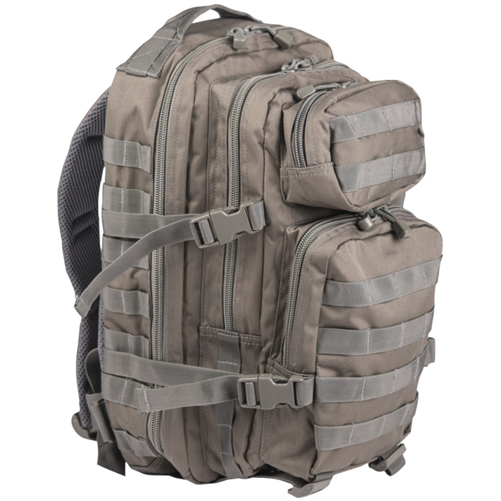 Zaino US Assault Pack foliage