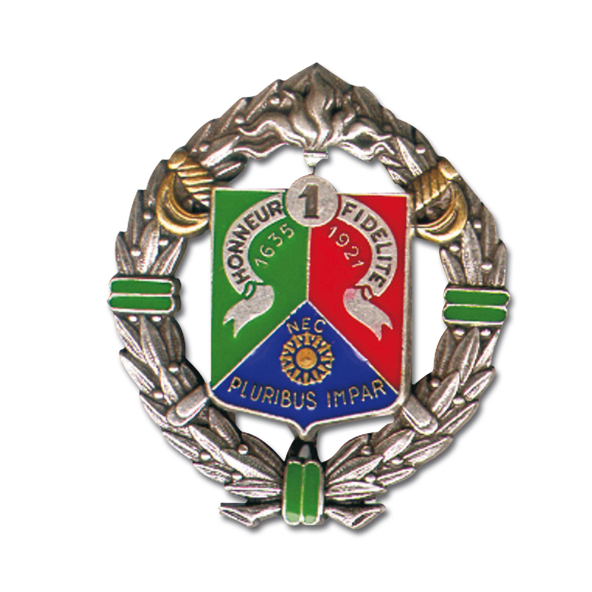 french metall insignia legion 1.REC