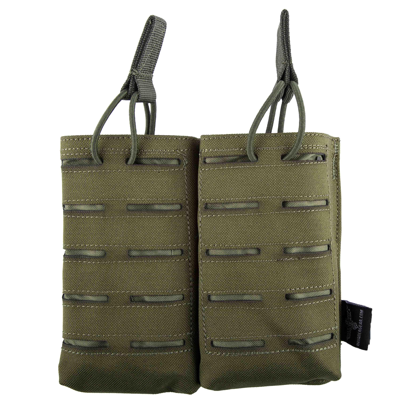 Tasca porta caricatore Double DA Gen II. 5.56 od green